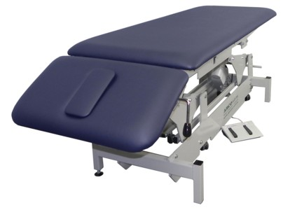Physiotherapy Manipulation Couch 2 section