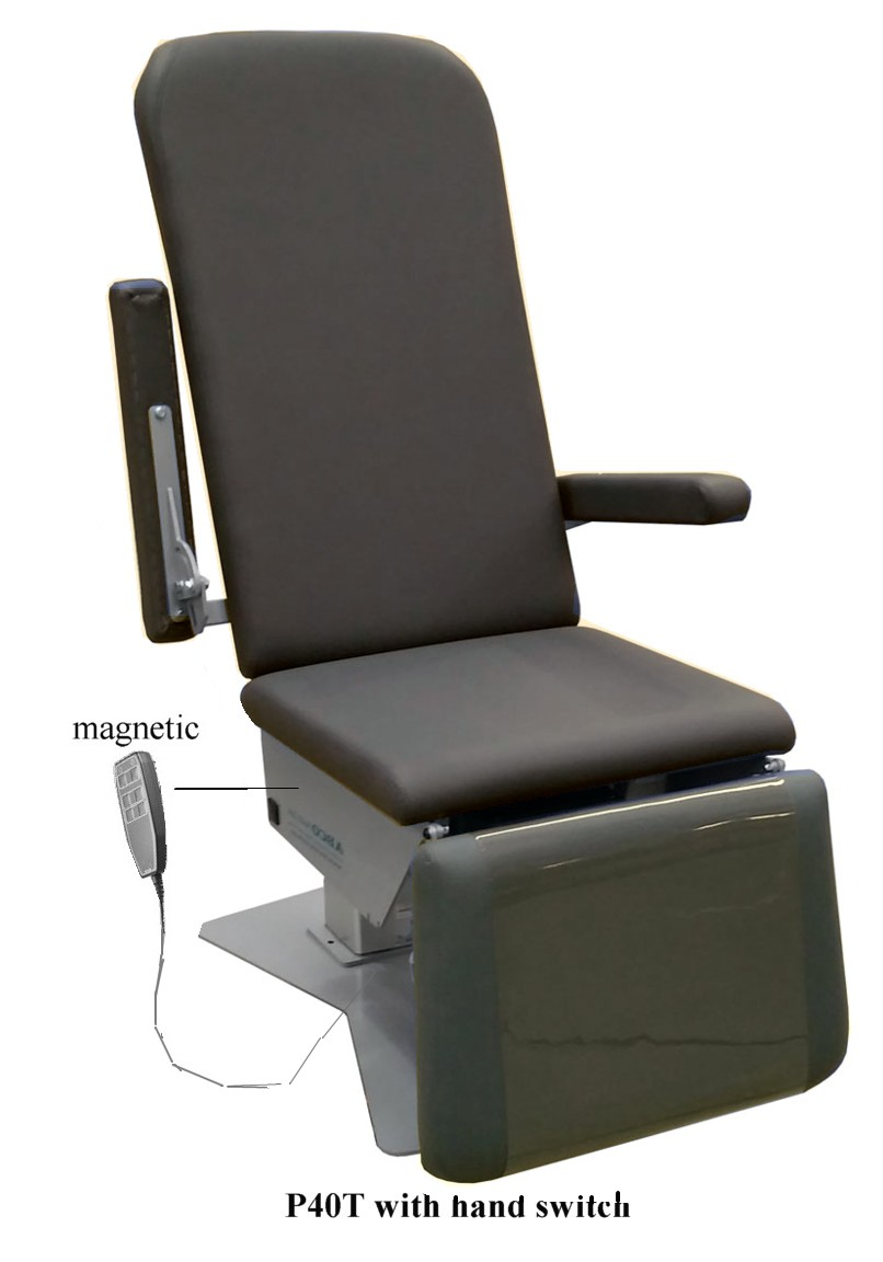 P40T PODIATRY CHAIR