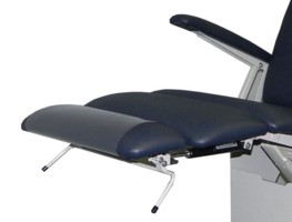 PODIATRY CHAIR Foot rest cover - 2 sizes.